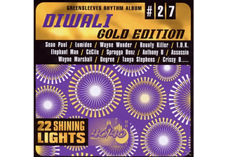 VARIOUS - Diwali Gold Edition - (CD)