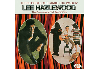 Lee Hazlewood - Complete Mgm Recordings - (CD)