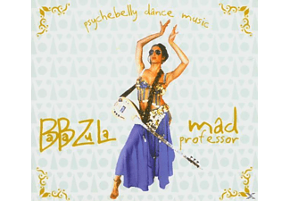Babazula - Psychebelly Dance Music [CD]