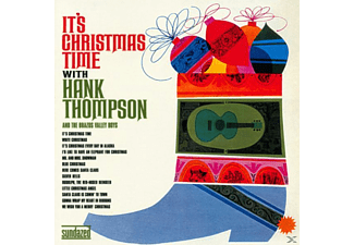 Hank Thompson - It's Christmas Time - (CD)