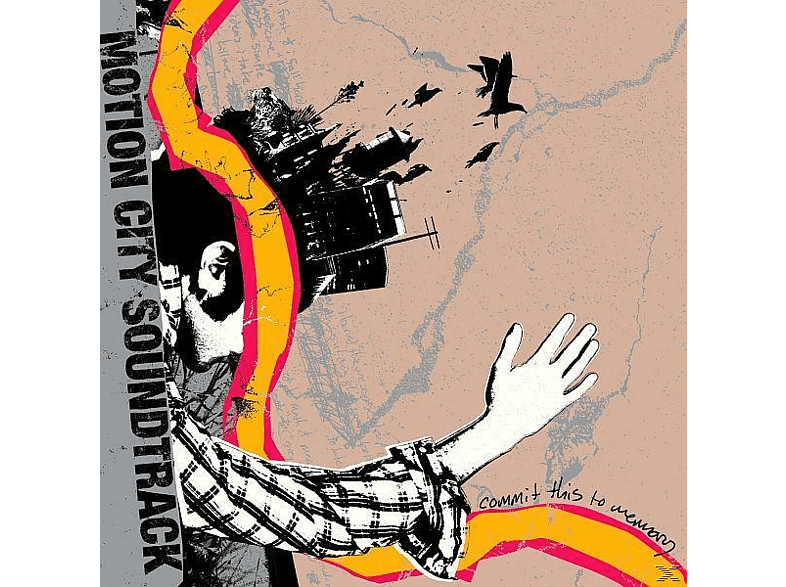 Motion City Soundtrack - Commit This To Memory [CD]