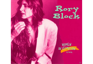 Rory Block - Women In (E)Motion-Festival - (CD)