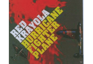 The Red Krayola - Hurricane Fighter Plane - (CD)