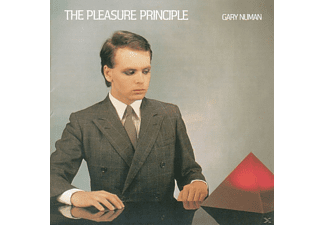 Gary Numan - The Pleasure Principle [CD]
