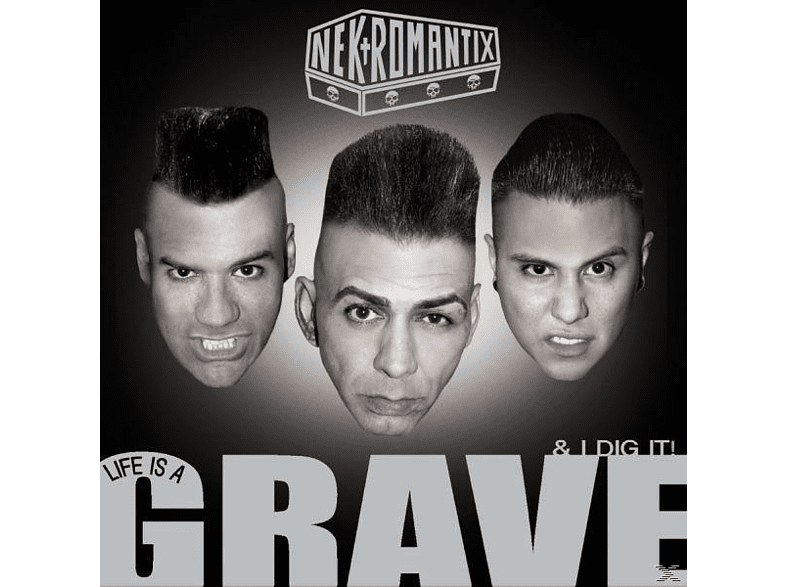 Nekromantix - Life Is a Grave and I Dig It [CD]