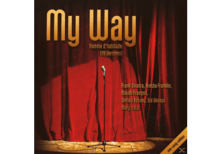 VARIOUS - My Way - (CD)