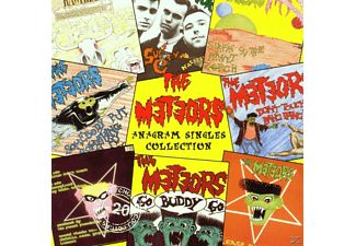 The Meteors - Anagram Singles Collection - (CD)