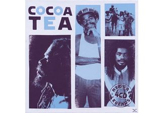 Cocoa Tea - Reggae Legends (Box Set) [CD]