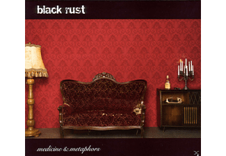 Black Rust - Medicine & Metaphors - (CD)