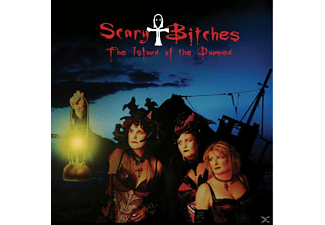 Scary Bitches - The Island Of The Damned - (CD)