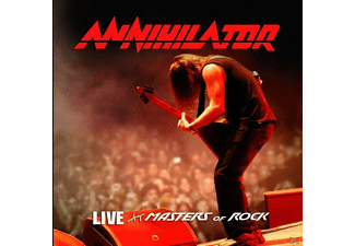 Annihilator - Live At Masters Of Rock - (CD)