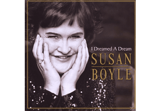 Susan Boyle - I DREAMED A DREAM - (CD)