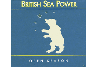British Sea Power - Open Season - (CD)