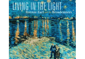 The Broadcasters - Living In The Light - (CD)