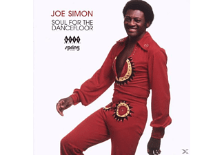 Joe Simon - Soul For The Dancefloor - (CD)