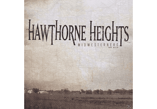 Hawthorne Heights - Midwesterners (The Hits) - (CD)