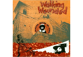 Walking Wounded - Raging Winds Of Time - (CD)