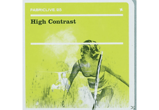 High Contrast - Fabric Live 25 - (CD)