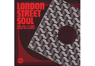 VARIOUS - London Street Soul-21 Years Of Acid Jazz Records - (CD)
