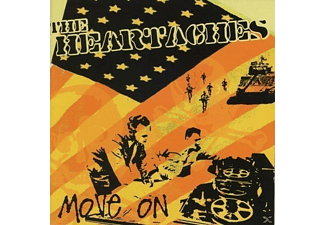The Heartaches - Move on - (CD)