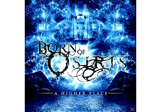 Born Of Osiris - A Higher Place - (CD)