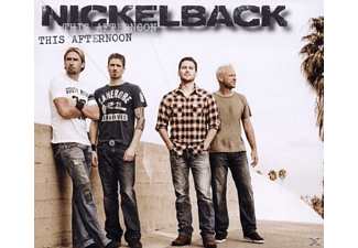 Nickelback - This Afternoon (2track) [5 Zoll Single CD (2-Track)]