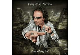 Gary Barden - Rock 'n' Roll My Soul - (CD)