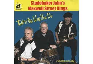 John S Maxwell Street Studebaker - That's The Way You Do - (CD)