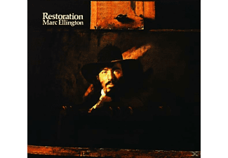 Marc Ellington - Restoration - (CD)