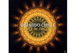 Orlando Circle - People of the Skies - (CD)