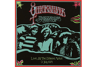 Quicksilver Messenger Service - Live At The Fillmore West - (CD)