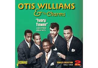 Williams, Otis / Charms, The - Ivory Tower & Other Great - (CD)