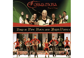 Cornamusa - World Of Pipe Rock And Irish Dance-Part One - (CD)