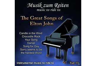 Richard Rossbach - The Great Songs Of Elton John - (CD)