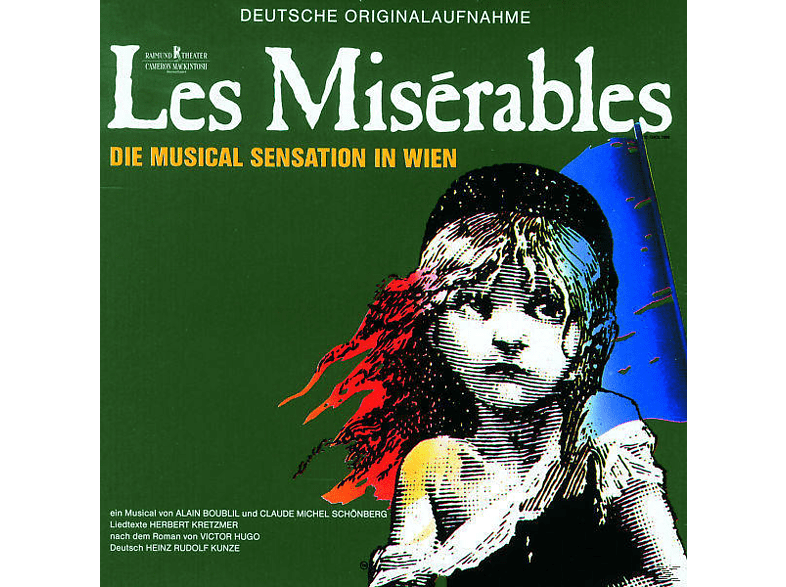 Musical - Les Miserables [CD]