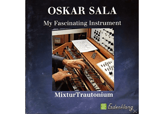 Oskar Sala - My Fascinating Instrument - (CD)