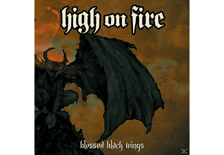 High On Fire - Blessed Black Wings [CD]