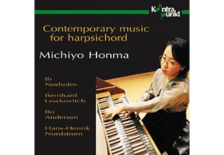 Michiyo Honma - CONTEMPORARY MUSIC FOR HARPSICHORD - (CD)