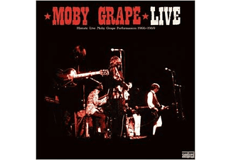 Moby Grape - Moby Grape Live - (CD)