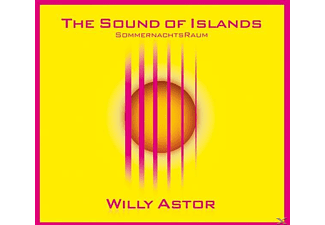 Willy Astor - The Sound Of Islands-Sommernachtsraum - (CD)