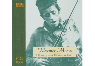 VARIOUS - Klezmer Music-A Marriage Of He - (CD + Buch)