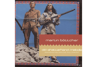 Martin Böttcher - Old-Shatterhand-Melodie - (Maxi Single CD)