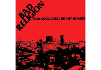 Bad Religion - HOW COULD HELL BE ANY WORSE/REISSUE - (CD)