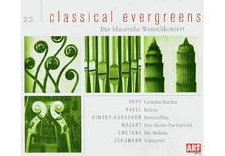 VARIOUS - Classical Evergreens - (CD)