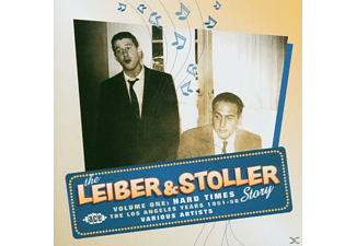VARIOUS - Leiber & Stoller Story Vol.1-1951-1956 - (CD)