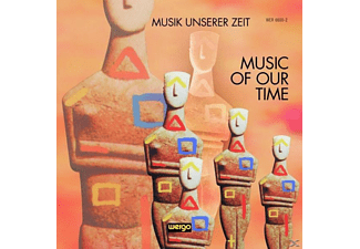 Rso-berlin, VARIOUS - WERGO Collection II-Musik unserer Zeit - (CD)