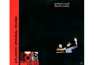Graham Nash - Graham Nash & David Crosby - (CD)