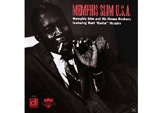 Memphis Slim & His House Rockers - Memphis Slim U.S.A. - (CD)