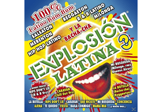 VARIOUS - Explosion Latina 3 - (CD)