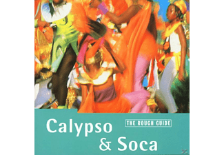 VARIOUS - Rough Guide: Calypso & Soca - (CD)